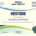 Participare Inventika 2011